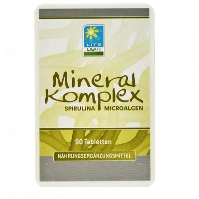 Spirulina Mineralkomplex 90 tabletek-4