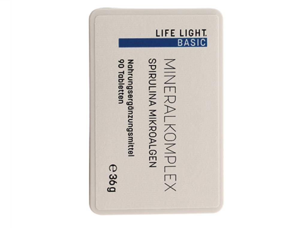 Kup Spirulina Mineralkomplex (90 tabletek)