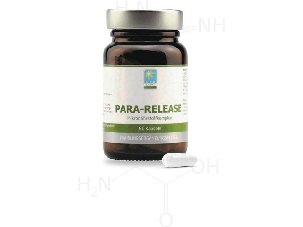 Kup Para-Release ekstrakt z brokułu (60 kapsułek)