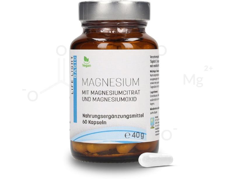 Kup Magnez (60 kapsułek)