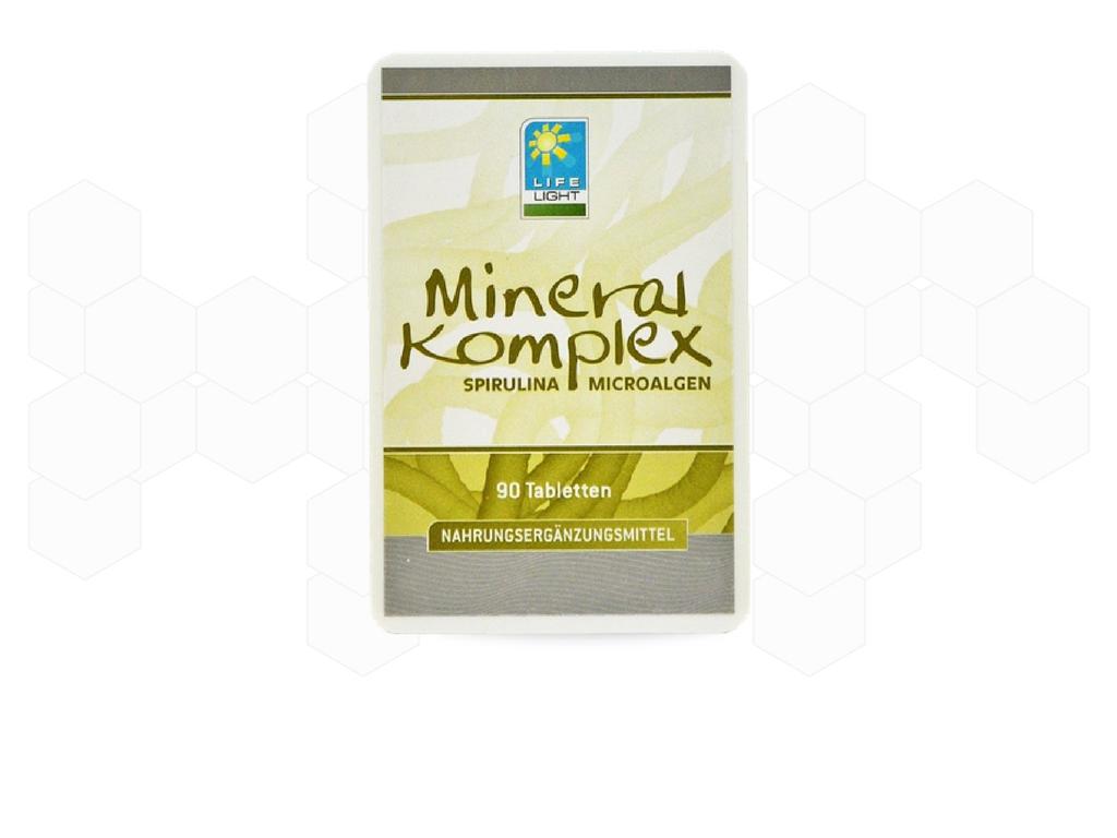 Kup Spirulina Mineralkomplex (90 kapsułek)